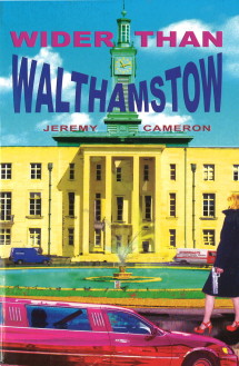 Jeremy Cameron - writer, author, novelist, UK